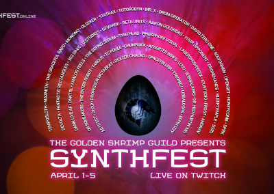 SynthFest with the Golden Shrimp Guild -